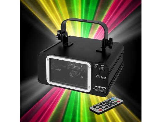 Kam XY Laser RGY