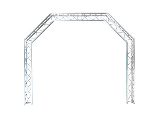 global truss dj bridge archway