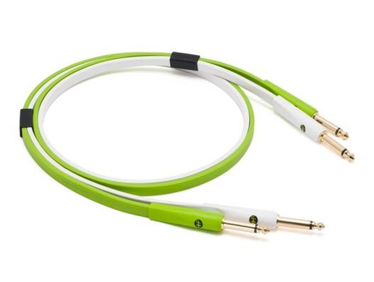 Oyaide NEO d+ (TS) Class B Stereo 1/4TS Phono 1.0M