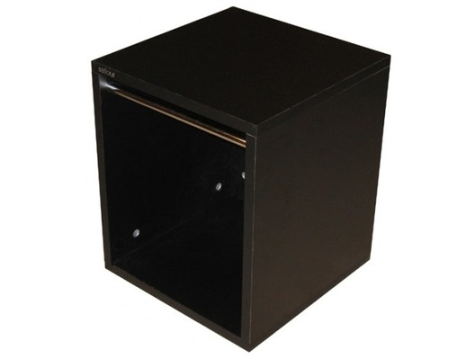Sefour Vinyl Record Box 60 Black (VC030-901)