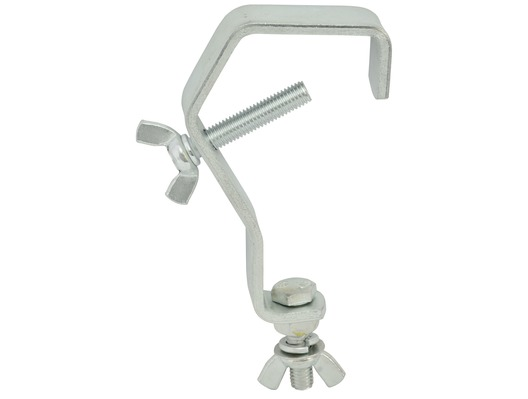 G Clamp Mounting Hook Silver
