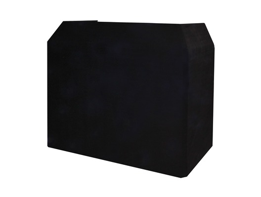 Equinox DJ Booth Replacement Lycra Black