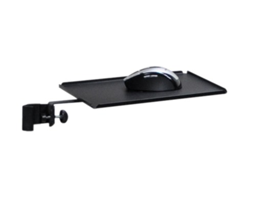 Mouse Shelf with Stand Clamp