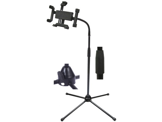 "Adjustable Tripod Tablet Stand (7"" to 10"")"