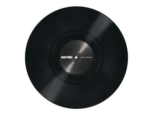 "12"" Control Vinyl Serato Performance Series (Pair) - Black"