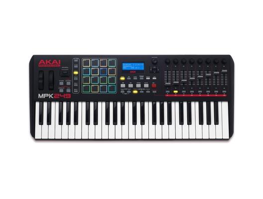 Akai MPK249 Midi Keyboard Controller