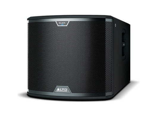 Alto Black 15 Sub Active Subwoofer