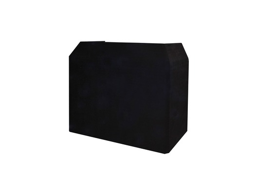 Gorilla / Equinox DJ Booth Replacement Lycra Cloth BLACK