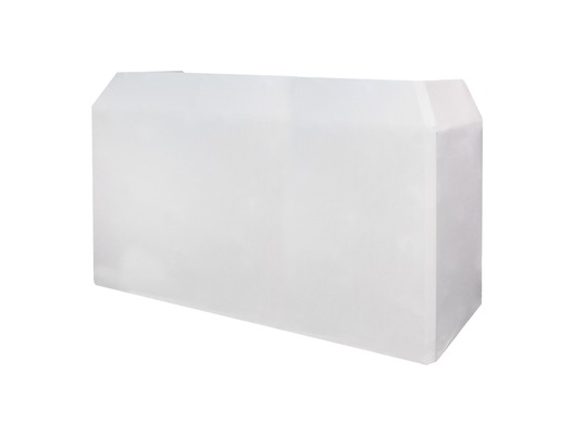 Equinox PRO DJ Booth Lycra Cloth - White