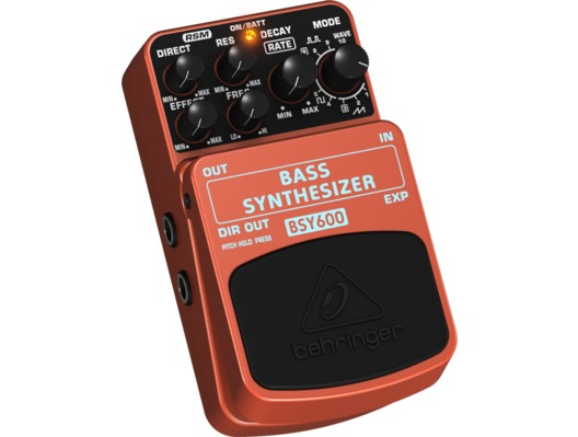 behringer bsy600 bass synth guitar effect pedal whybuynew. Black Bedroom Furniture Sets. Home Design Ideas