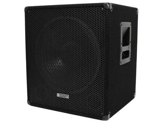 "Evolution Audio EL-SUB 18A 18"" Active Subwoofer"