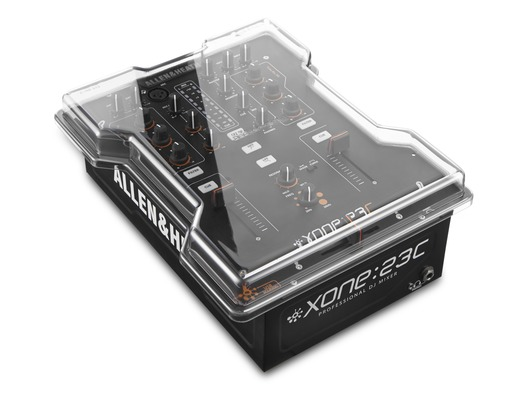 Decksaver LE Xone 23 Cover (Fits Xone 23 and 23C)