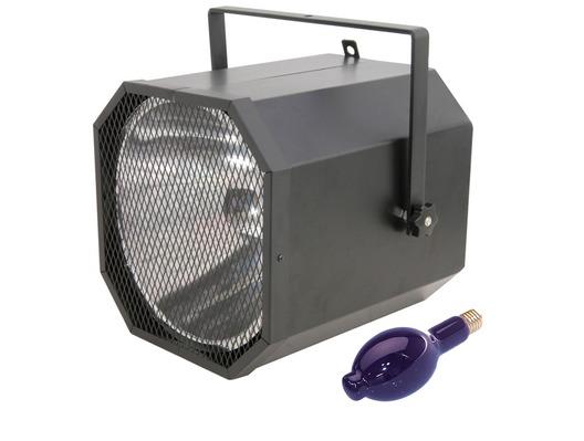 QTX Light UV Cannon Blacklight + 400W Bulb