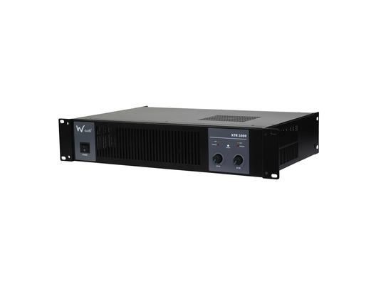 W Audio XTR 1000 Amplifier