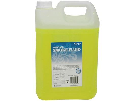 QTX Standard Smoke Fluid 5 Litres