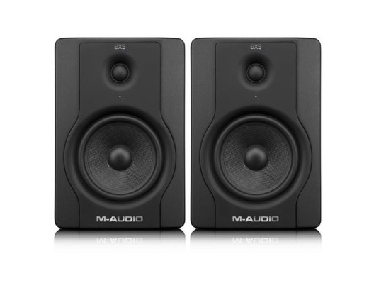M-Audio BX5 D2 Active Studio Monitors PAIR