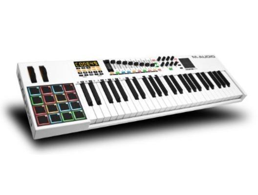 M-Audio Code 49 Keyboard Controller