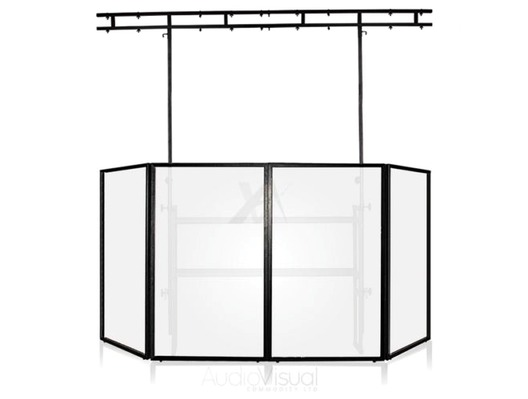 Gorilla GDS-5 Twin Bar 4ft Disco Booth