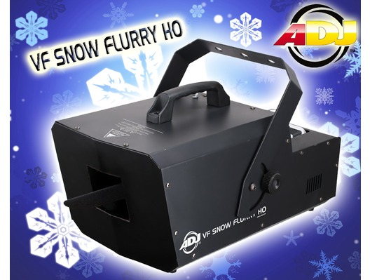 American DJ VF Snow Flurry HO
