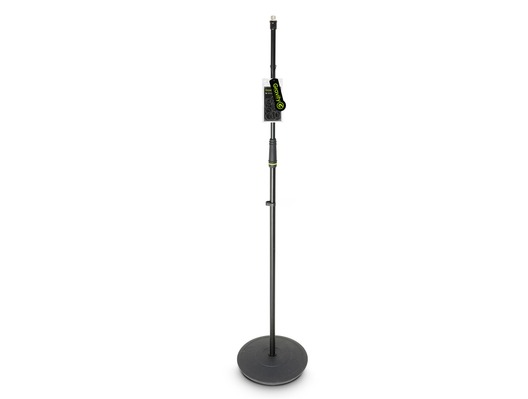 Gravity GMS23 Microphone Stand with Round Base