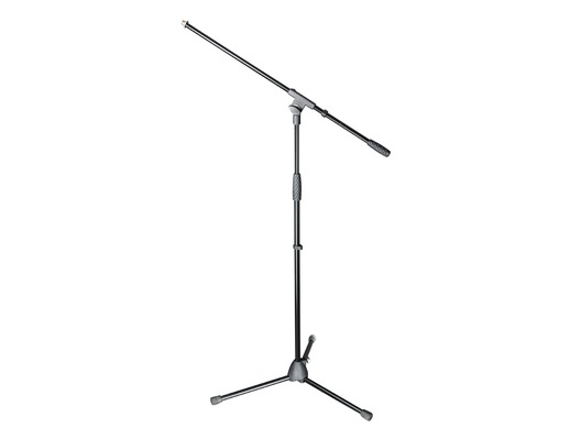 Adam Hall Stands S5 BE - Microphone Stand with Boom Arm