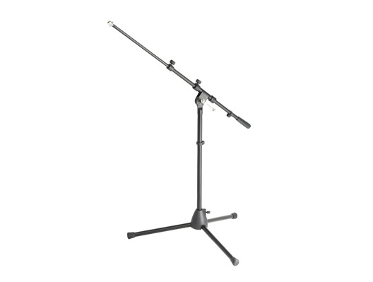 Adam Hall Stands S9B Microphone Stand small with Boom Arm