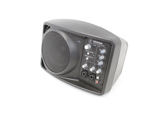 Mackie Srm150 Compact Active Pa System Whybuynew