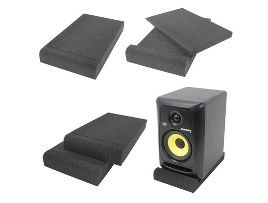 "Gorilla Studio Monitor Speaker Isolation Pad (Holds Up to 6"" Monitors)"