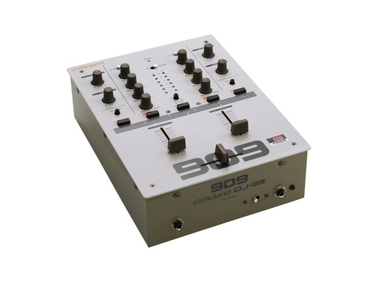 Roland DJ-99 DJ Scratch Mixer