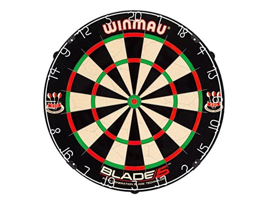 Winmau Blade 5  Pro Bristle Dartboard