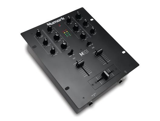 Numark M101 2-Channel All-Purpose Mixer