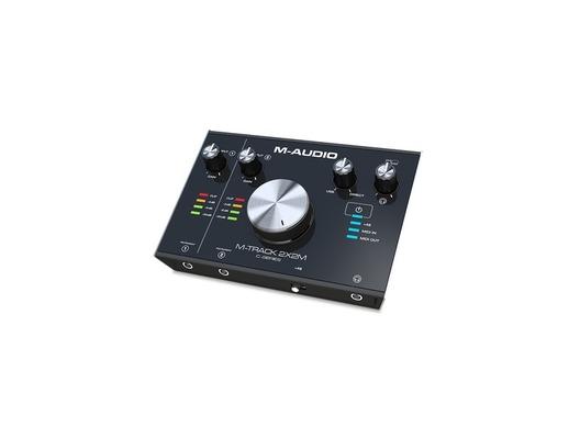 B-Stock M-Audio M-Track 2X2M