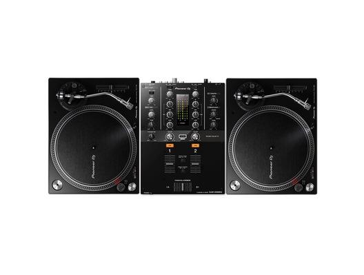 Pioneer DJ PLX-500 & DJM-250MK2 Package