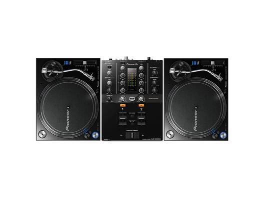 Pioneer PLX-1000 Turntable & DJM-250MK2 Package