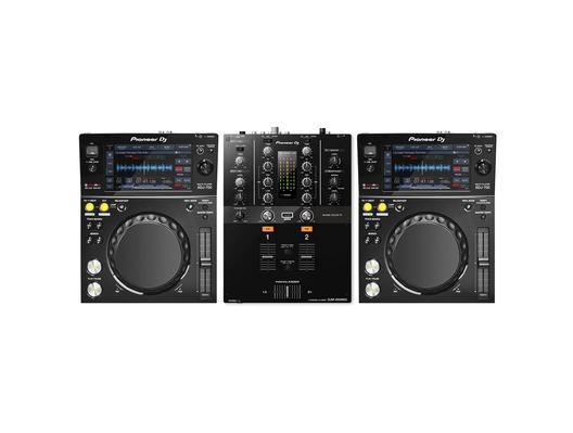 Pioneer XDJ-700 & DJM-250MK2 Package