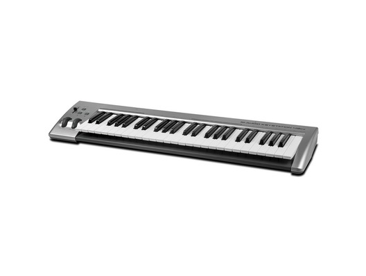 M-Audio Keystation 49es Silver