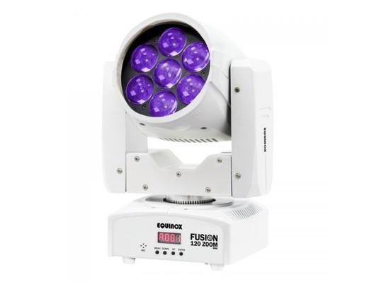 Equinox Fusion 120 Zoom MKII White