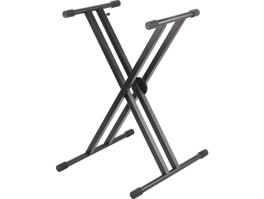 Gorilla GXS-200 Double X-Braced Keyboard Stand