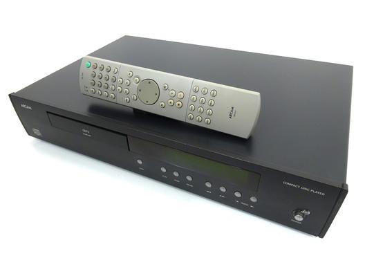 Arcam CD72 CD Player (Black)