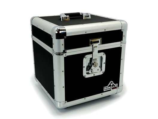 "Gorilla GC-LP100 12"" Vinyl Record Storage Case"