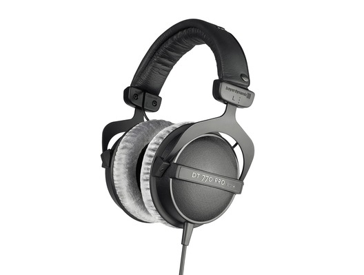 Beyerdynamic DT770 Pro Studio Headphones (80 ohms)