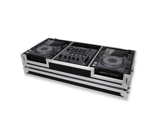 "Gorilla GC-CDJ12 Pioneer CDJ & 12"" Mixer Coffin Flight Case"