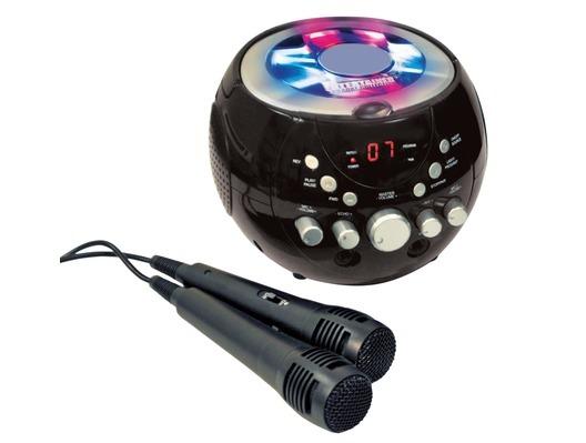 Mr Entertainer Boombox Karaoke Machine with Bluetooth