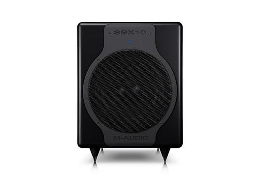 m audio sbx10 active subwoofer whybuynew. Black Bedroom Furniture Sets. Home Design Ideas
