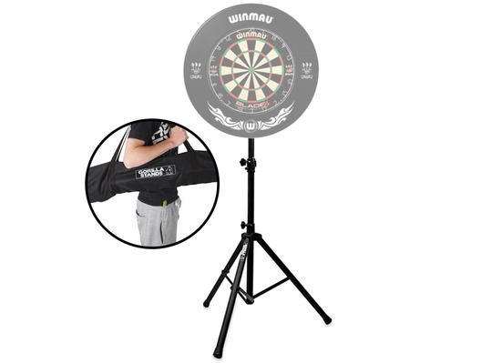 Gorilla Arrow Pro Stand - Portable Dartboard Stand