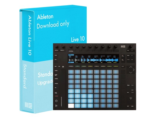 Ableton Push 2 with Live 10 Standard