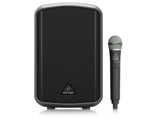 Behringer MPA100BT Portable PA System with Wireless Microphone