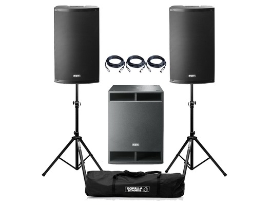 FBT X-4500 Active PA System