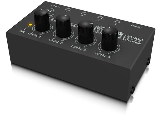 Behringer HA400 Micro Amp Headphone Amplifier