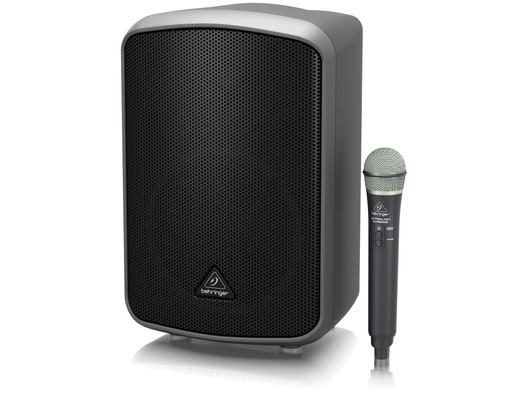 Behringer Europort MPA200BT Portable PA System